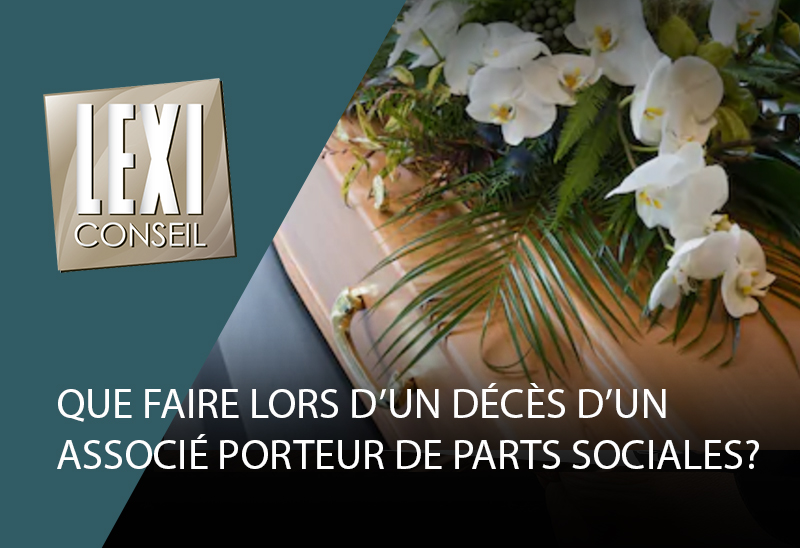 lexiconseil post deces associe societe civile