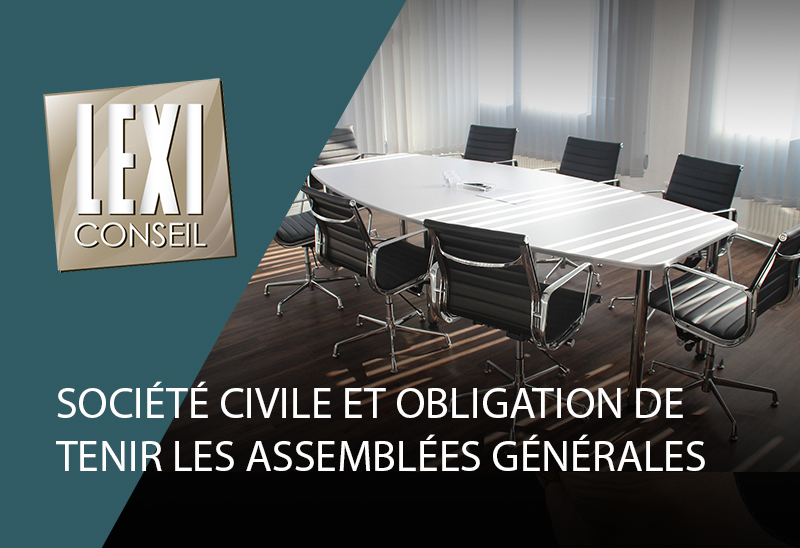 lexiconseil post societe civile obligation assemblees generales